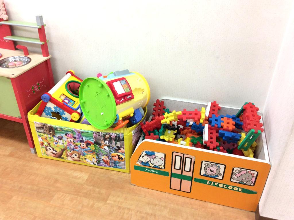 バンビーノハウスおもちゃ箱2