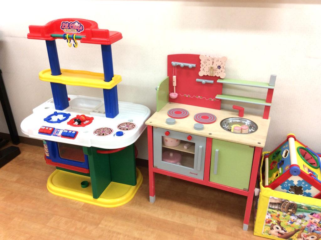 バンビーノハウスおもちゃ箱3