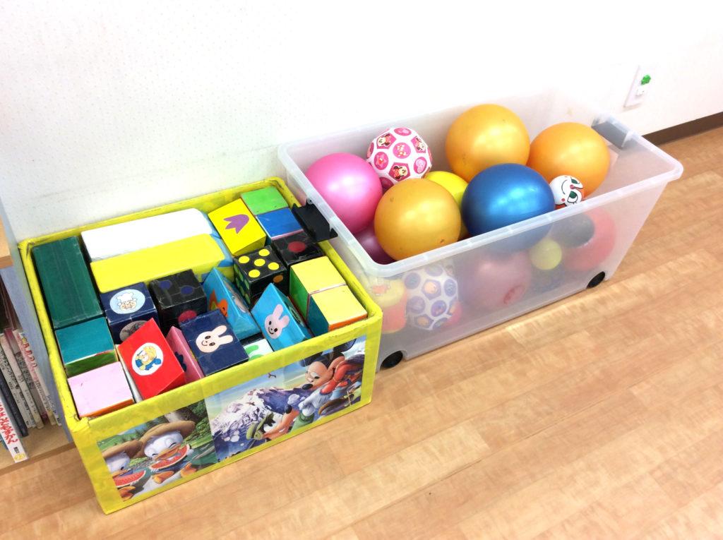 バンビーノハウスおもちゃ箱8